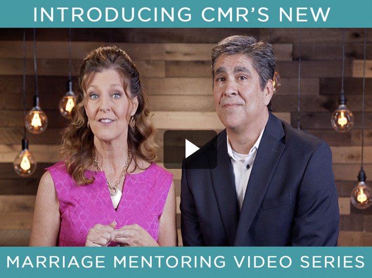 Chris and Alisa Grace talk about their vision behind the Marriage Mentoring Video Series