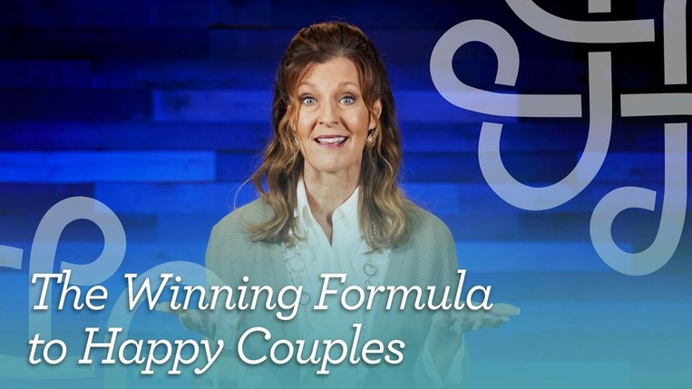 The Winning Formula to Happy Couples