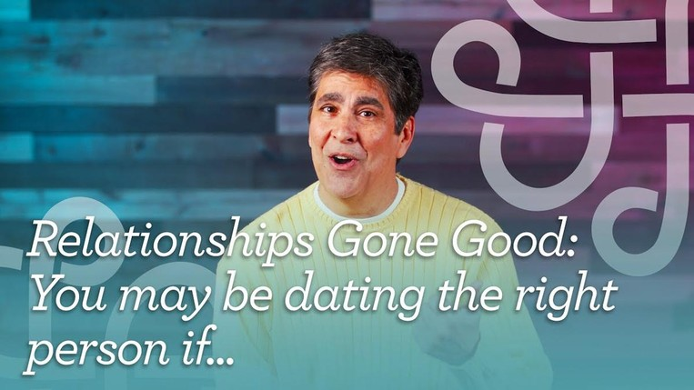 Dr. Chris Grace talks about the signs of a healthy relationship.